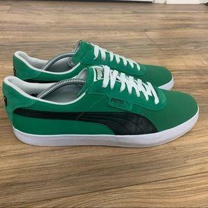 Puma G Vilas Green